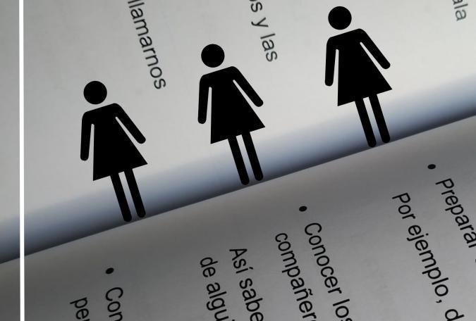 portada lectura fácil y lenguaje no sexista