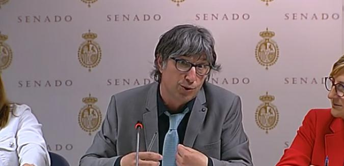 ATADI comparece en el Senado en la Comisión de Derechos de la Familia