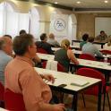Formación sobre accesibilidad cognitiva en el Colegio de Aparejadores de Zaragoza.