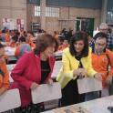 La consejera María Victoria Broto felicita a la Fundación CEDES por su trabajo